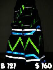 Hip hop Tanz Hose fluoreszierend CSD PHAT Pants Cool K