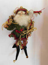 Mark Roberts Fairies, Christmas  Fairy Small Retired. 11 Inches