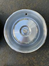 TWO 1965 CADILLAC WHEEL COVERS. 65 COUPE DEVILLE FLEETWOOD HUBCAP