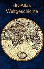dtv- Atlas Weltgeschichte. Von den Anfängen bis zur Gege...   Buch   Zustand gut