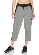 Nike Womens Tech Pack Cropped Grey Black Small 832711-091