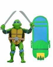 "NECA Teenage Mutant Ninja Turtles - Turtles in Time Leonardo 7"" NEW NICKELODEON"
