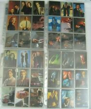 X-Files Trading Cards Series 1, 2, 3 & Movie - Complete Base Sets - Topps