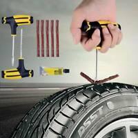 Kit crevaison urgence Tubeless pr réparation pneus fourgon voiture DE