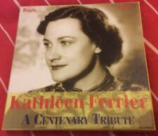 Kathleen Ferrier - A Centenary Tribute (4x CD Box Set)