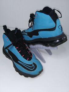 Nike Air Max Ken Griffey Jr. #24 Turquoise /Black/Pink Size 5.5 Y Boys