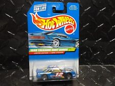 1999 Hot Wheels Treasure Hunt #930 Blue T-Bird Stocker w/5 Spoke Wheels