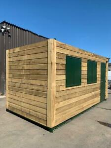 16' x 8' Cladded Store (London Area)