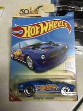 Hot wheels Hotwheels 70 Pontiac Firebird NEW