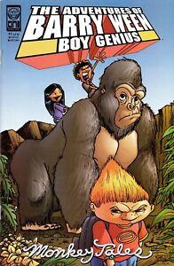 Adventures Of Barry Ween Boy Genius 3 #1-6 complete set Oni Press Judd Winick