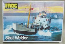 Frog Scale Model Ship Kit Shell Welder #F137