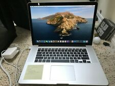 "Apple MacBook Pro 15.4"" Laptop - MJLU2LL/A (March, 2015, Silver)"