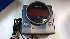 Timex T155LX easy set alarm clock, double alarm