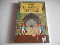 DVD - LES AVENTURES DE TINTIN / LE SCEPTRE D'OTTOKAR - HERGE / ZONE 2