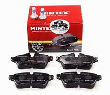 MINTEX REAR AXLE BRAKE PADS FOR MINI MINI MDB2930 (REAL IMAGE OF PART)