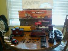 Bachmann Big Haulers Thunderbolt Express Train Set--Complete