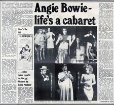 Pop Music Clippings, Cuttings & Articles