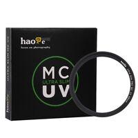 49mm Ultra Slim MC UV Multi-Coated Lens Filter Protector for Canon Nikon Sony