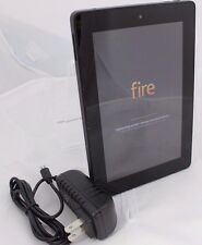 Kindle Fire HD7 (4thGeneration) 8GB, Wifi, Black, SCRATCH & DENT 30-5B