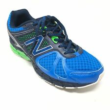 Men's New Balance 670v1 Running Shoes Sneakers Size 8EEEE Blue Black Green Z9