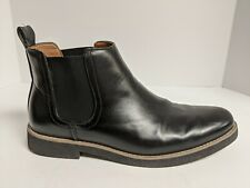 Deer Stag Rockland Chelsea Boot, Black, Men's 12 M