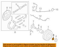 NISSAN OEM 12-18 Versa Brake-Rear-Lock Nut 432621HA1A