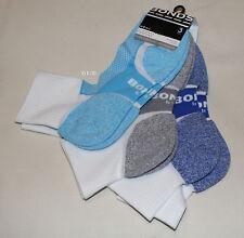 Bonds Logo Mens White AS1 Ultimate Comfort Quarter Crew Socks 3 Pair Size 11-14