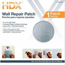 Drywall Repair Patch Kit 8 in. x 8 in. .3 lb. Interior Plaster Shrink-Resistant
