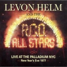 Levon Helm, Levon He - Live at the Palladium in New York City New Years [New CD]