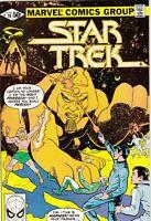 Star Trek #14 Comic Book Marvel Very Fine / Near Mint