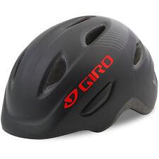 Giro Scamp Cycling Helmet (Matte Black / Kid's / Small Size)