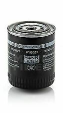 Mann W930/21 Oil Filter Spin On 114mm Height 93mm Outer Diameter Service