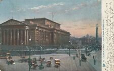 """""""Hundred Year old photo postcard from collection"""" Lime Street Liverpool"""
