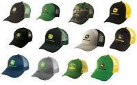 John Deere Mesh Caps