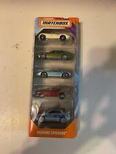 Matchbox Highway Speeders 5x BNIB