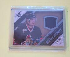 2005-06 Upper Deck Jason Spezza Jersey Card