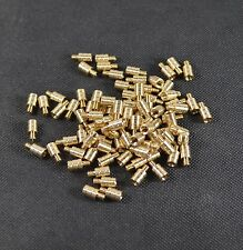 48Pcs Copper Shafting Arrow Building Inserts Screw-in Weight 25 Grain Dia. 5.6mm