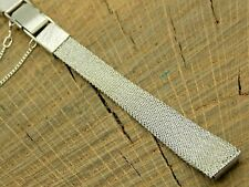 Seiko Vintage NOS Unused Stainless Steel Butterfly Clasp Watch Band 11mm Ladies
