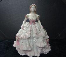 "Royal Worcester Figure - ""Royal Debut"""