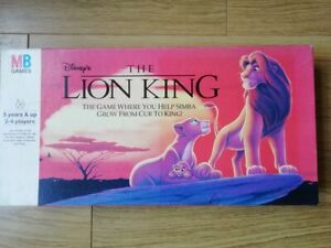 Disney's The Lion King Board Game