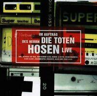 Die Toten Hosen Im Auftrag des Herrn (live, 1996) [CD]