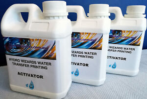 Hydro Graphic ACTIVATOR 3L Hydrographics Water Transfer Printing Activator