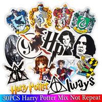 30 pcs. Harry Potter Stickers sticker waterproof graffiti decal