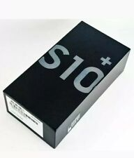 Samsung Galaxy S10+ SM-G975F 128GB  Prism Black Unlocked (Dual SIM) UK EU New
