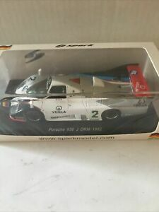 1:43 Spark Porsche 956 962  Race Car & Display Case NEW, U PICK, different teams