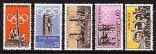 W280 ITALIA 1959 Propaganda Giochi Olimpici Roma MNH**