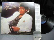MICHAEL JACKSON THRILLER  LP 1982 EPIC LABEL QE38112