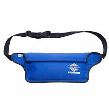 Aqua Quest AquaRoo - 100% Waterproof - Money Belt Fanny Pack Travel Pouch - Blue