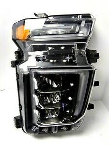 2020 Chevrolet Silverado HD 2500 3500 LED Headlight Right Hand OEM 84738619