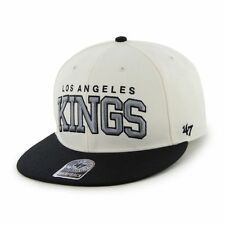 47 brand  los angeles kings mens NHL snapback baseball cap hat cream uk sale